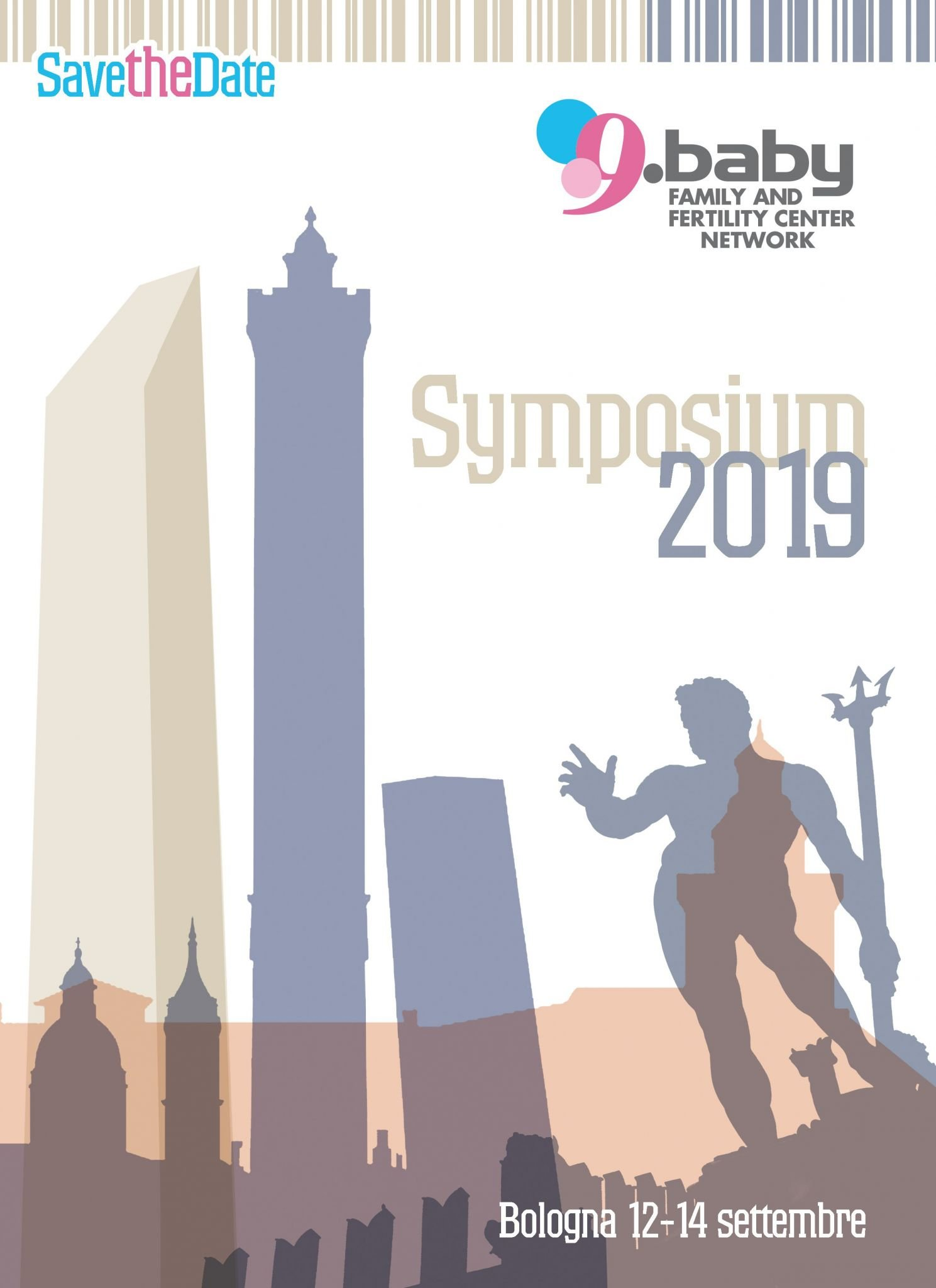 Save the date: ecco le date del 9.baby Symposium 2019