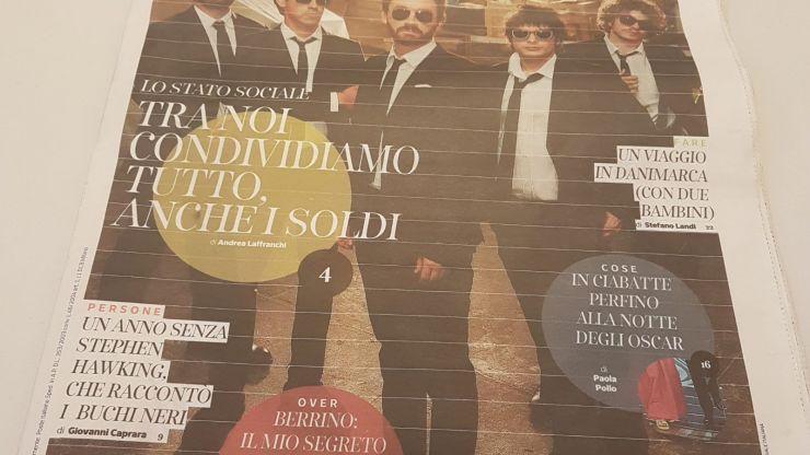 Liberi Tutti Corriere della Sera- Fecondazione Assistita, l'Era dello Storytelling
